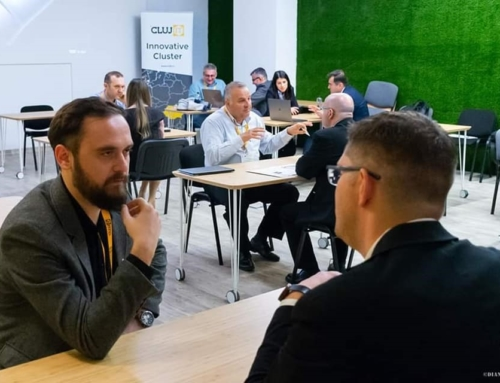 The sixth B2B event within Green ICT Development – GIVE in Cluj-Napoca