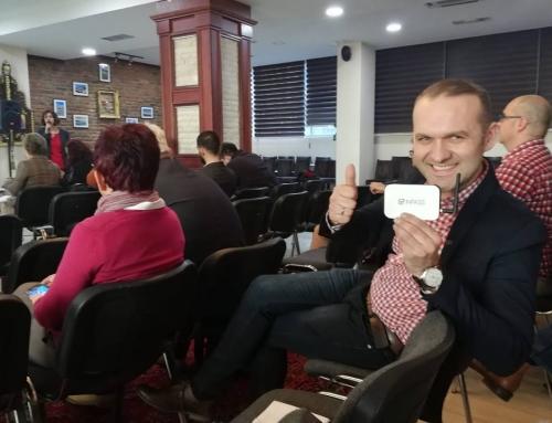 B2B event in Macedonia