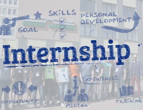 2019 Summer Internship Opportunities for Students